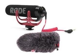 Rode VideoMic GO Lightweight On-Camera M