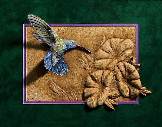 Hummingbird Original - Wildlife Collection