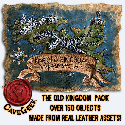 DIGITAL - The Old Kingdom Digital Asset Pack