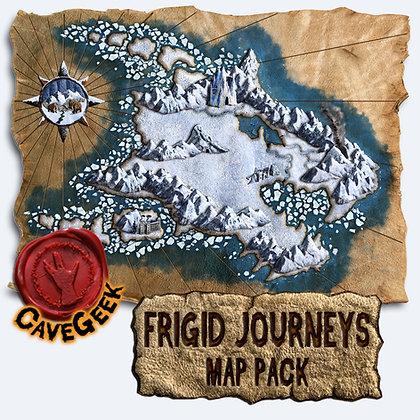 DIGITAL - Frigid Journeys Map Pack