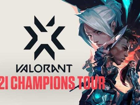 Riot Games sacó el calendario del VALORANT Challengers