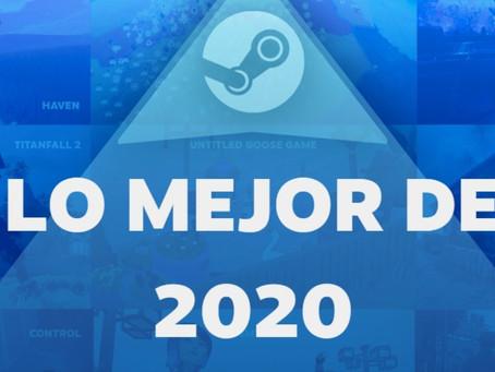 Valve anunció los juegos más vendidos y jugados en Steam durante el 2020
