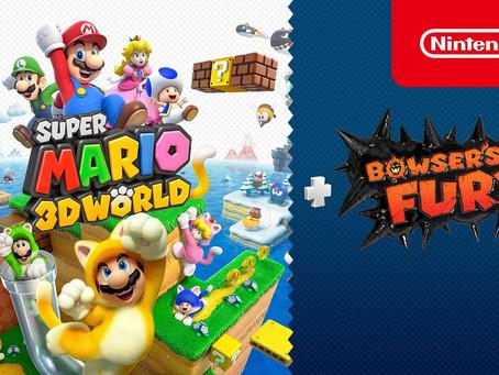 Mario 3D World regresa a la Switch con la nueva expansión Bowser's Fury