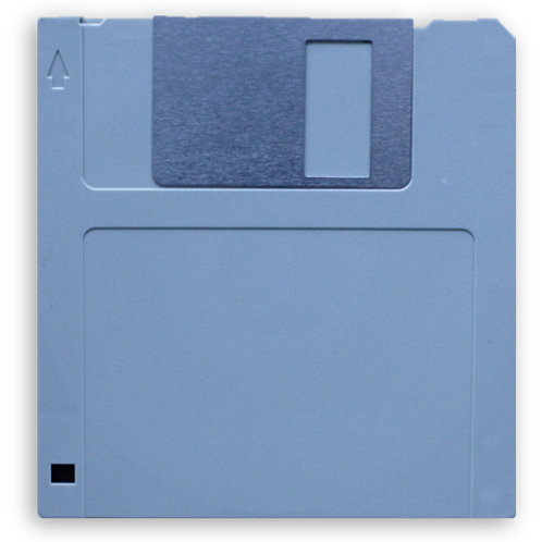 SOLD OUT - 5 Pack - Blank 720kb Floppy Disks