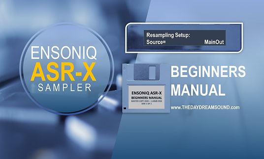 ASR-X Beginners Manual Course Image - We