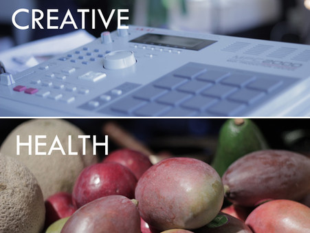 Creativity From A Health Perspective - B(L)og 010
