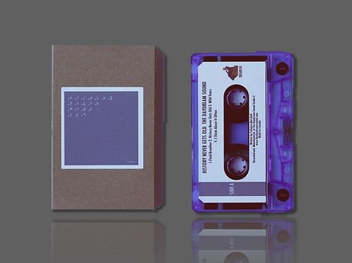 History Never Gets Old Hand-Designed Limited Edition Cassette