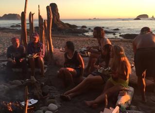 2016夏季海滩野营
