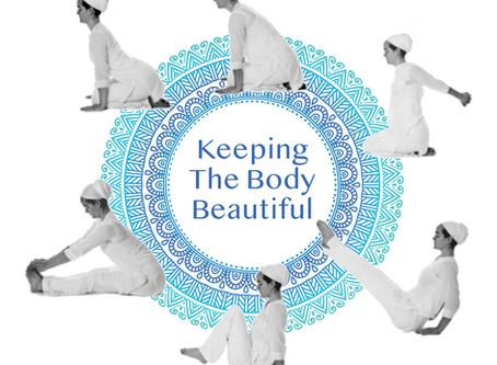 Keeping The Body Beautiful