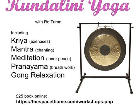 An Afternoon of Kundalini Yoga