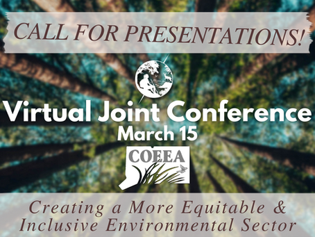 CCNR-COEEA Conference 3-15: Call for Presentations, Registration, & Sponsorships