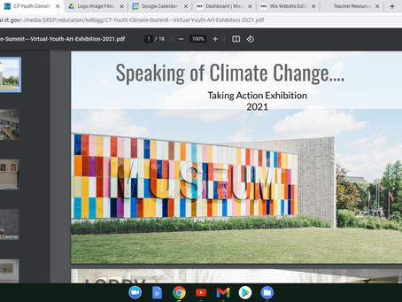 Student Virtual Art Exhibition