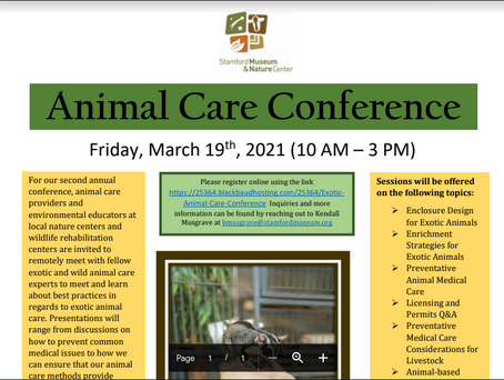 Exotic Animal Care Conference