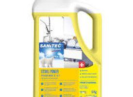 Detergente lavastoviglie lt.5 sanitec