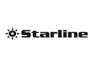 Starline - tampone per epson - ir40t - nero/rosso