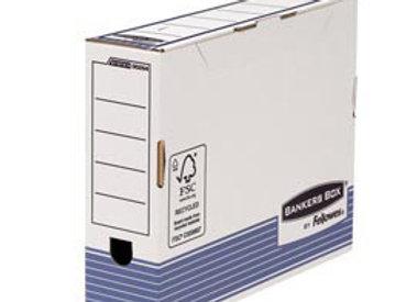 Scatola archivio bankers box system - a4 - dorso 8 cm -CF.10 PZ