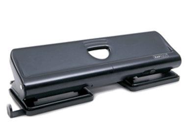 Perforatore 720 in metallo 4 fori nero max 20 fg  Rapesco