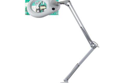 Lampada zoom led 6w con lente di ingrandimento unilux