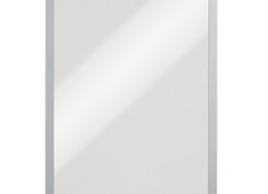 Cornice magnetica duraframe - a3 - 21x29,7cm - argento - durable