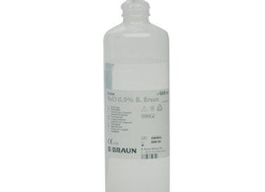 Soluzione fisiologica sodio di cloruro 500ml