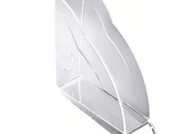 Portariviste nimbus trasparente cristallo rexel