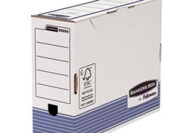 Scatola archivio bankers box system - a4 -  dorso 10 cm -CF.10 PZ