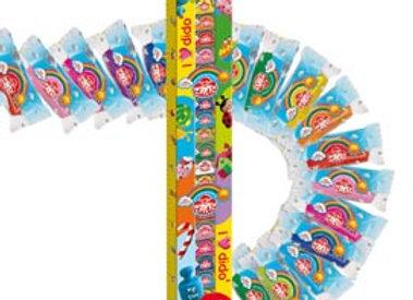 Didò infinity - 50gr - colori assortiti e glitter - didò