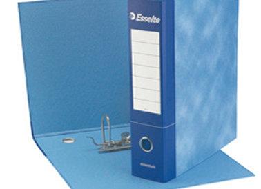 Raccoglitore essentials g75 blu dorso 8cm f.to protocollo esselte