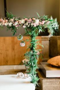 flower detail chapel