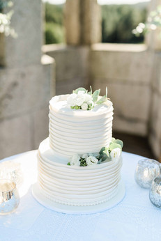 wedding cake J&P