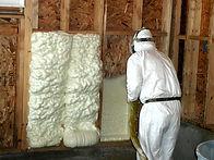 Buffalo Spray Foam Installation