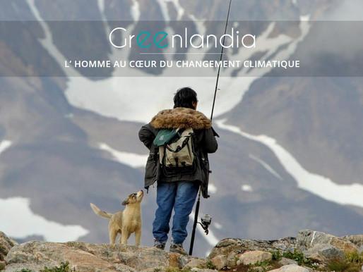 Greenlandia : l'humain au coeur du changement climatique