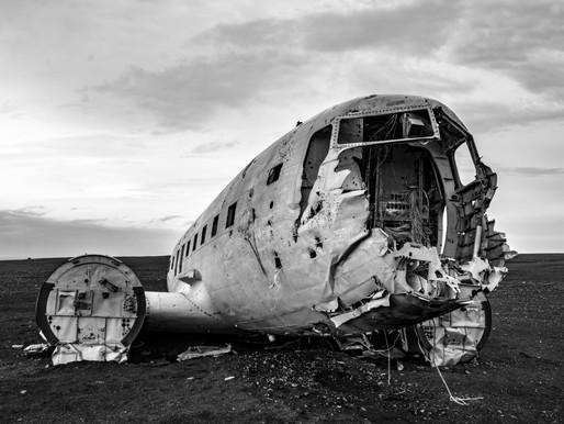 Mayday Islandais : l'épave du DC3