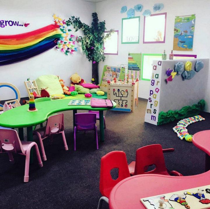 school classroom four