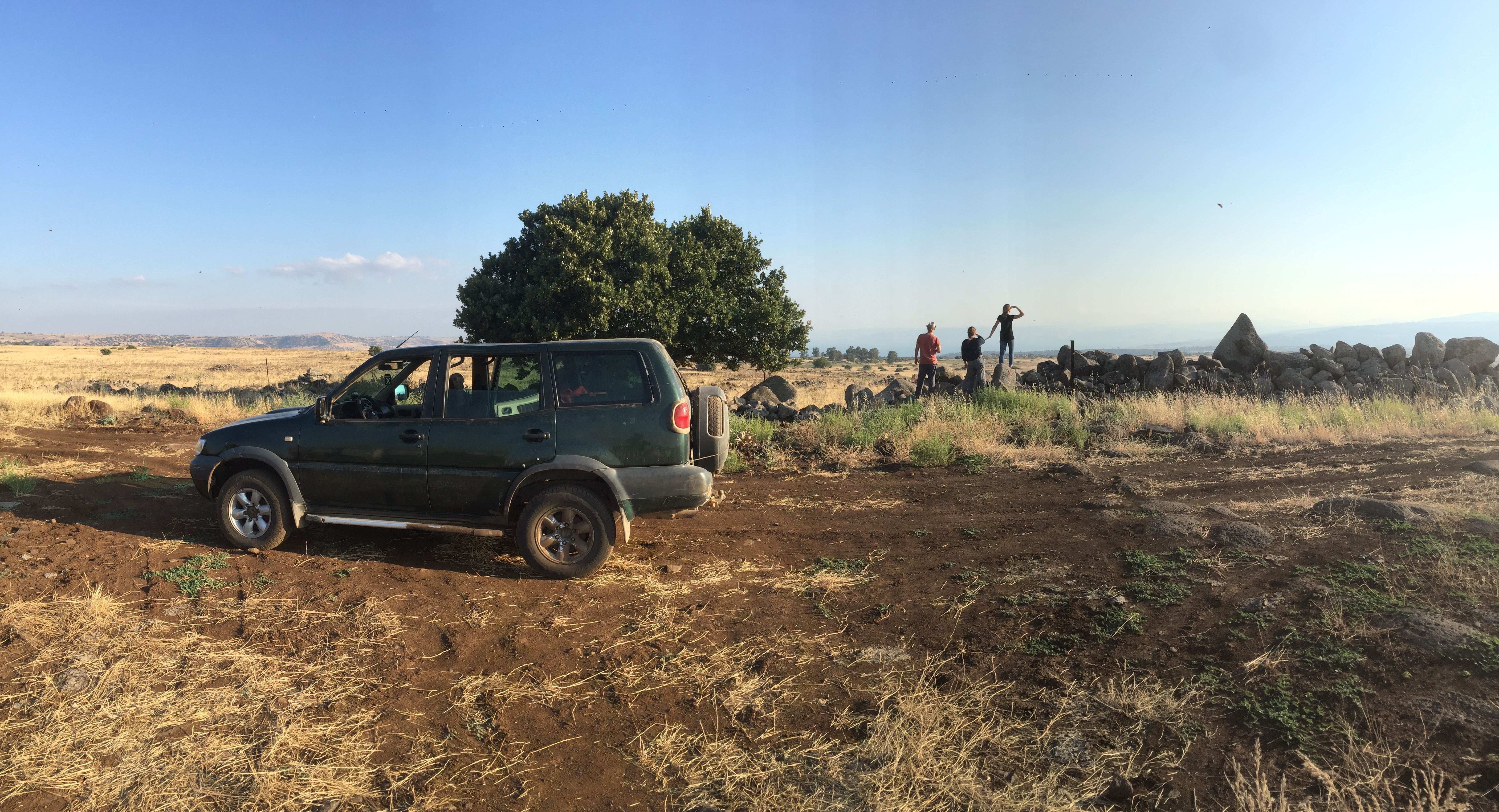 Golan ATV Tours