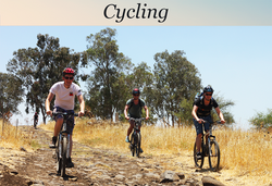 Golan heights cycling