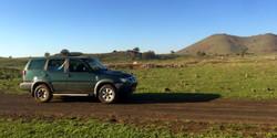 Golan Jeep Tours
