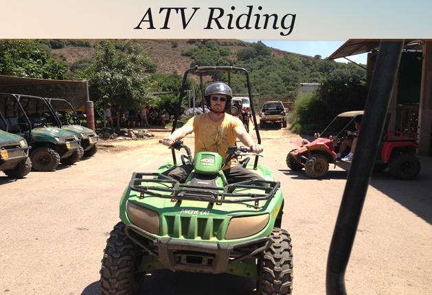 Golan Heights ATV