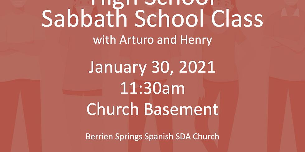 High School Sabbath School