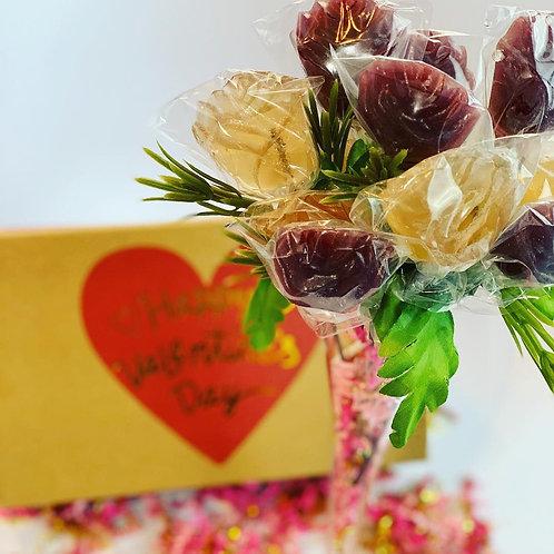 Gummie Roses