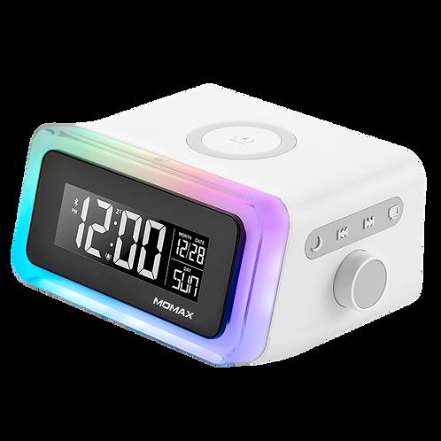Q. Clock 2 幻彩鬧鐘藍牙無線充電座