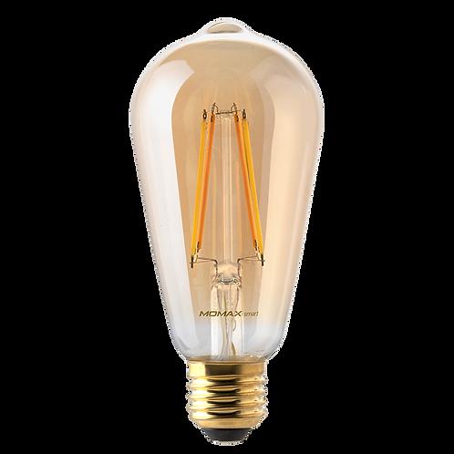 Smart 智能 Wi-Fi LED 復古燈泡 (愛迪生) E27、2000-5000K