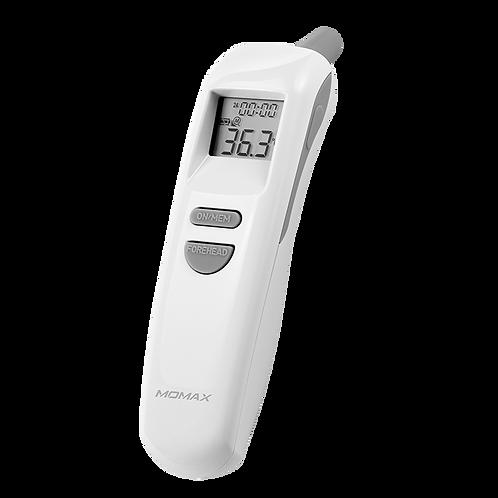 1-Health² 二合一紅外線額頭/耳溫度計