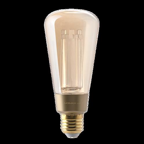 Smart 智能 Wi-Fi LED 復古燈泡 (RGB彩光) E27、2700K