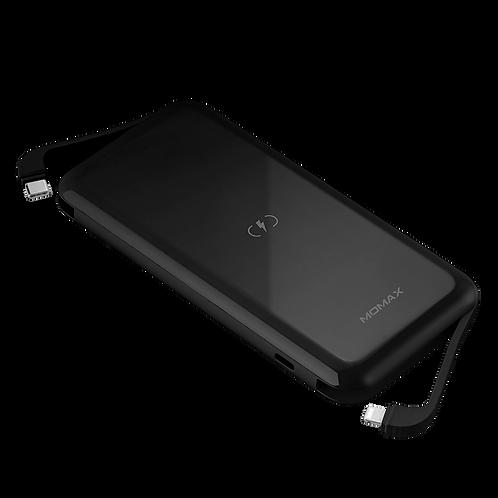 MOMAX Q.Power ONE 全兼容無線充電流動電源10000mAh