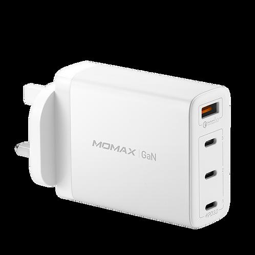 One Plug GaN 100W 四輸出快速充電器