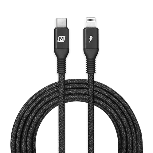 Elite Link Lightning 至 USB-C 連接線 (3米)