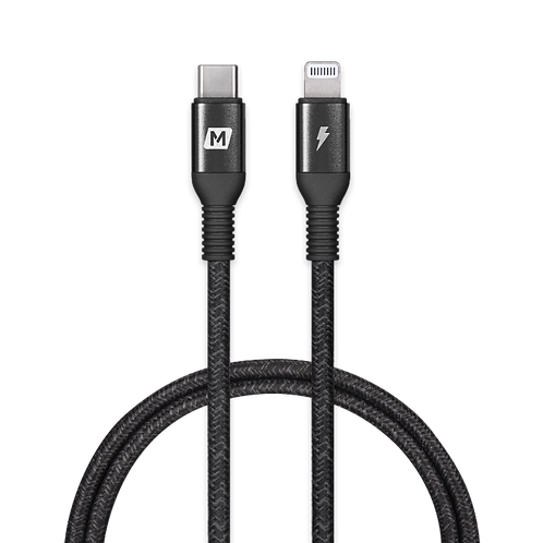 Elite USB C to Lightning 1.2m 尼龍編織連接線