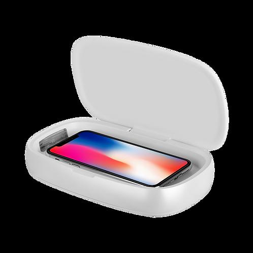 Q.Power UV-Box     無線充電紫外光消毒盒