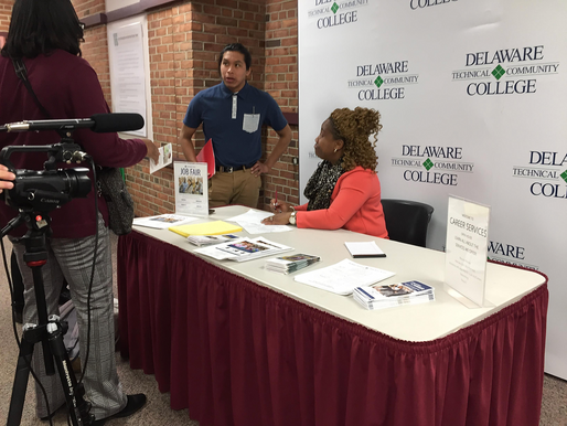 Job Fair brings work to students